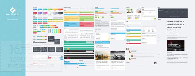 网站设计相关素材PSD分层素材 发布者: yecha